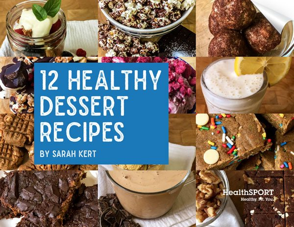 dessert recipes ebook