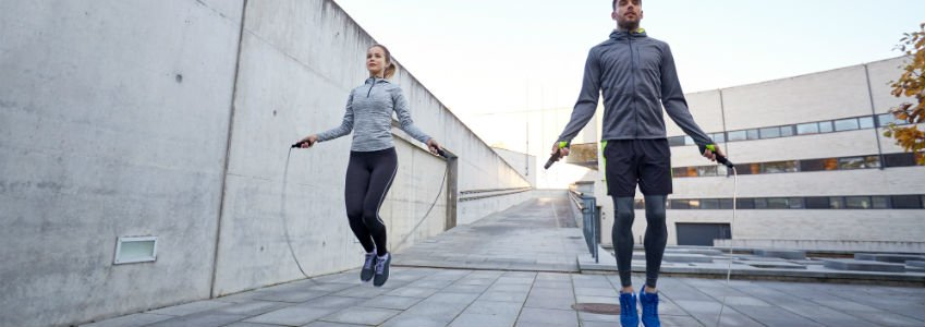 jump rope exercises