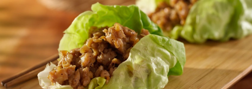 Smooth Sailing: Healthy (and Simple) Turkey Taco Lettuce Boats