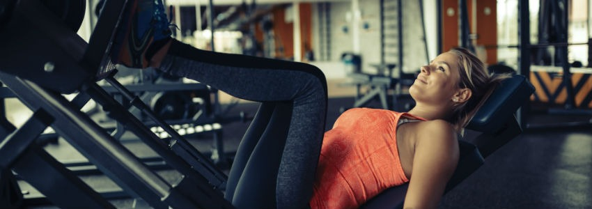 Build Strength and Confidence With This Beginner Machine Workout!