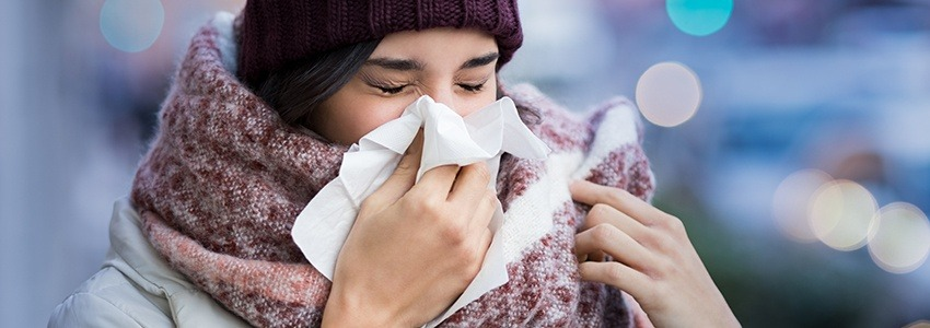 Avoid Getting Sick During Cold & Flu Season: 5 Ways You Can Stay Healthy (and Protect Others) at the Gym