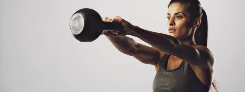 Master Kettlebell Swings to Make Your Core King