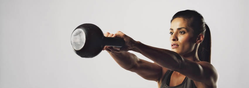 3 Reasons Why You Should Be Doing Kettlebell Swings