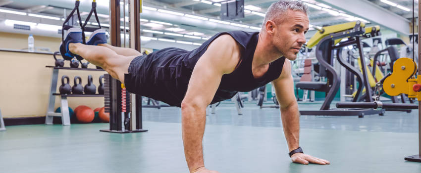 3 Reasons You Should Start Doing TRX Training in 2016