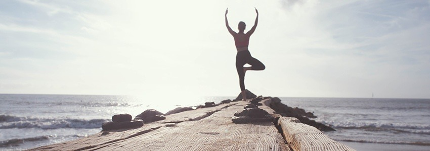 Power Up! A Power Flow Yoga Routine With Rewards for All Skill Levels