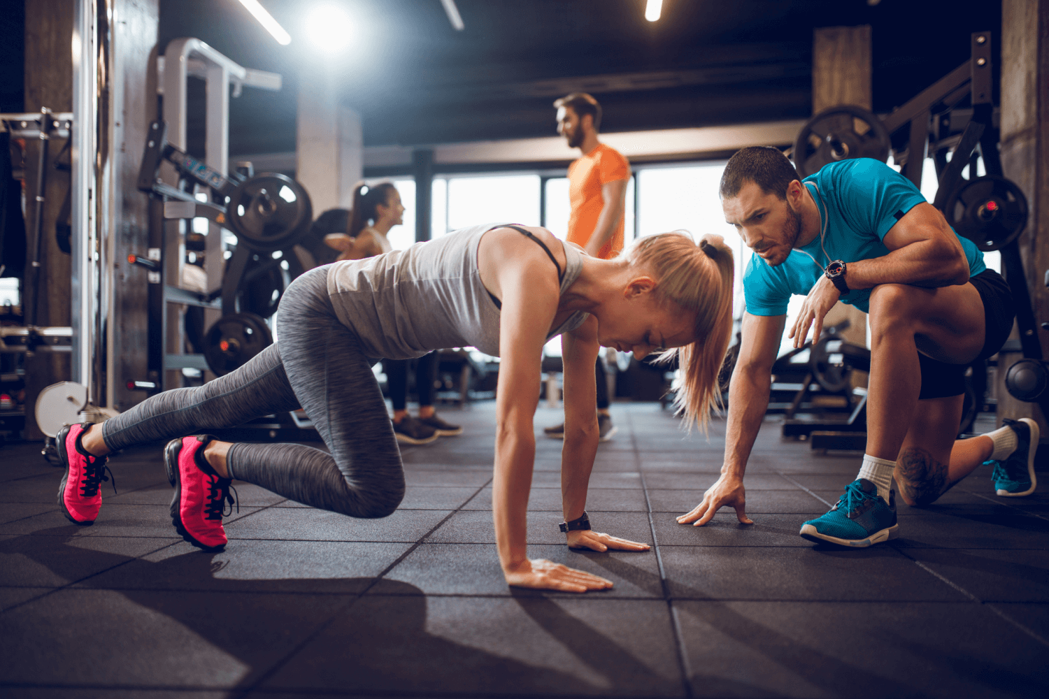 How A Personal Trainer Can Transform Your Life