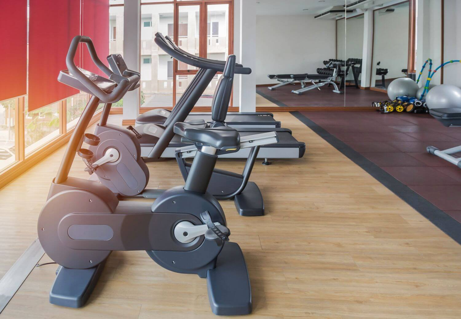 How Specialized Spaces in Gyms Get Quality Results